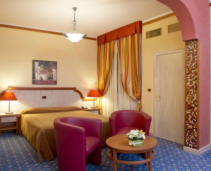 Camera Vista Mare Hotel Promenade 4 Stelle a Montesilvano Pescara