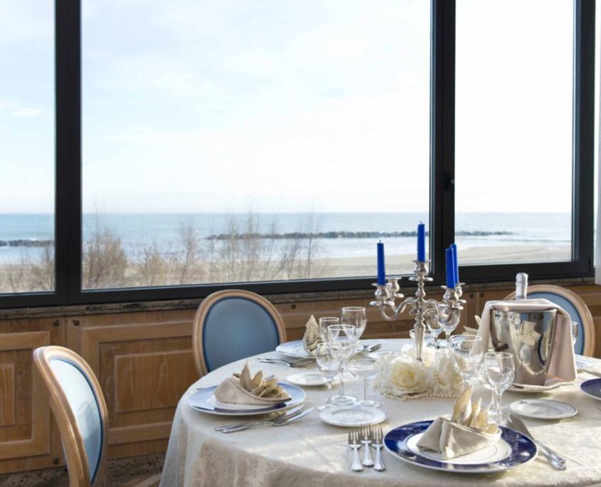 Sala Risorante Panoramica Hotel Promenade 4 stelle