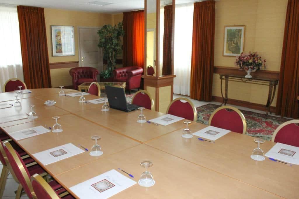 sala riunioni e business hotel promenade