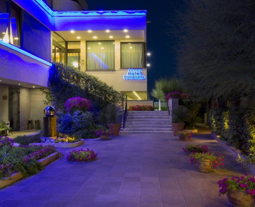 Ingresso Hotel Promenade Montesilvano Pecara