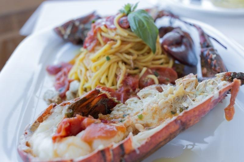 Ricette Gourmet di Pesce in Hotel 4 Stelle