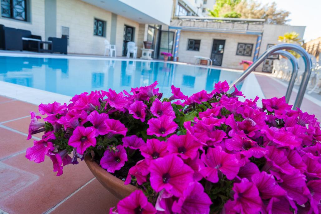 Piscina Esterna Hotel Promenade Abruzzo