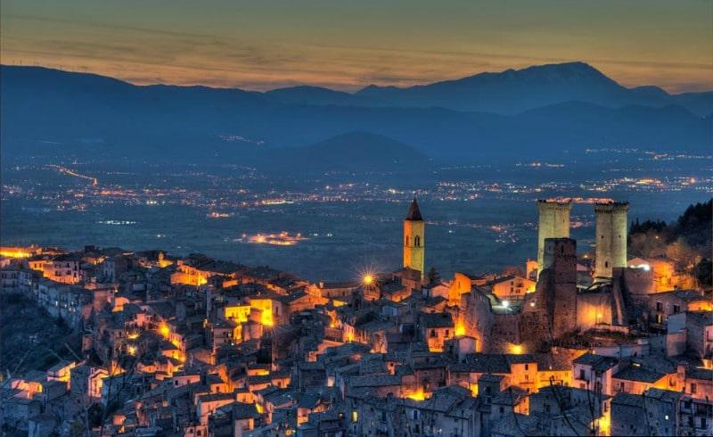 Borgo Medievale Pacentro Abruzzo