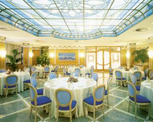 Sala Ristorante Hotel Promenade