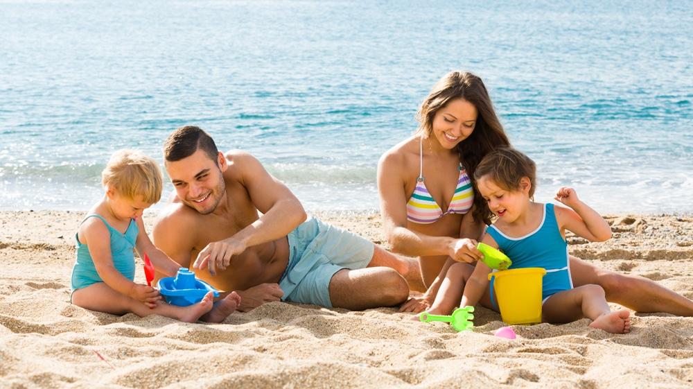 Vacanze di famiglia in hotel 4 stelle