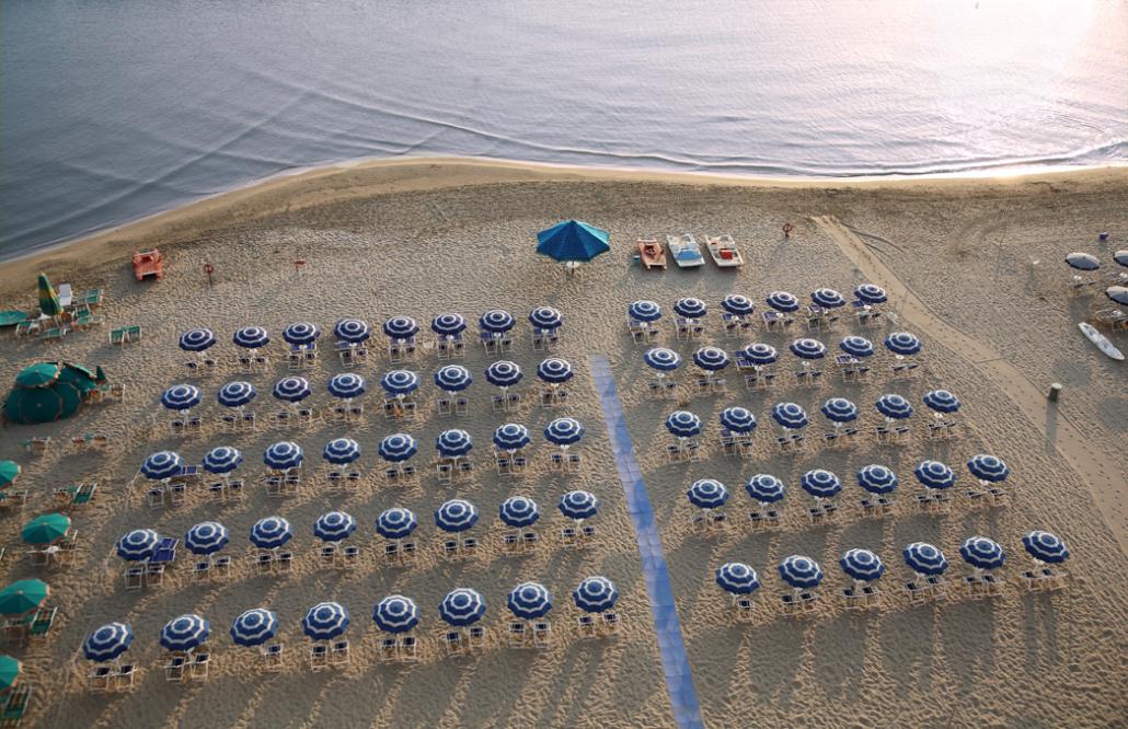 spiaggia tramonto hotel promenade