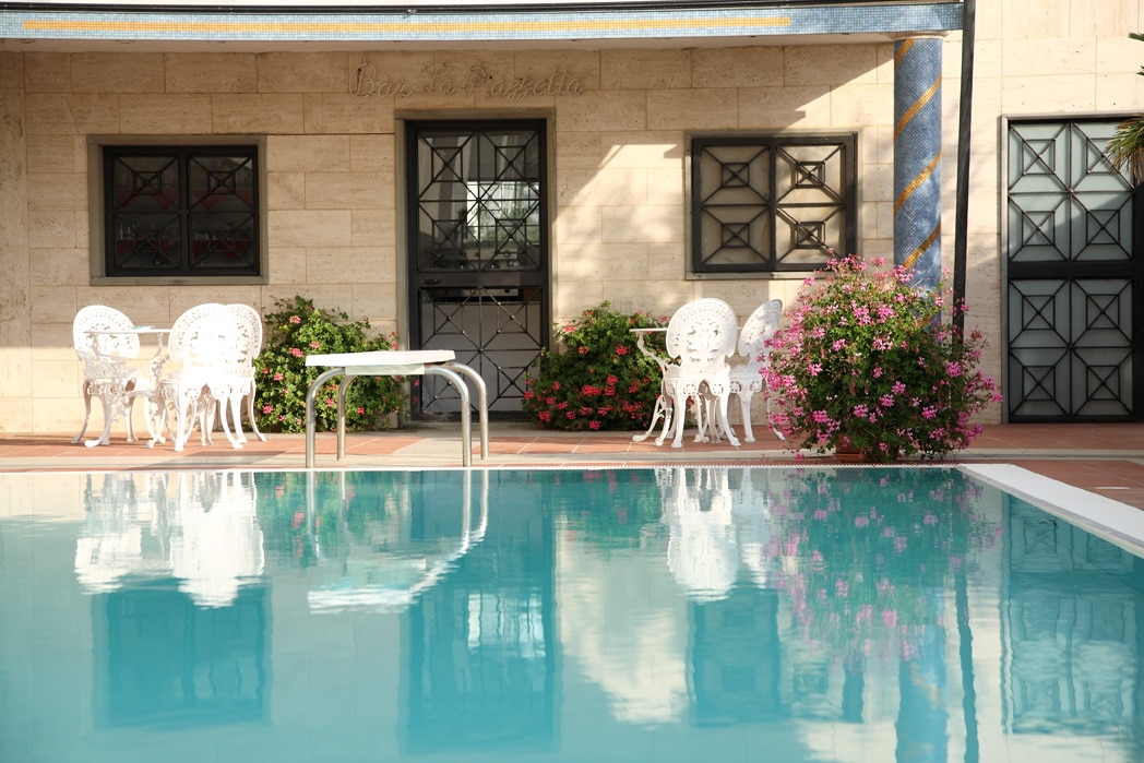 Pescara Hotel 4 etoiles avec piscine Montesilvano Abruzzo