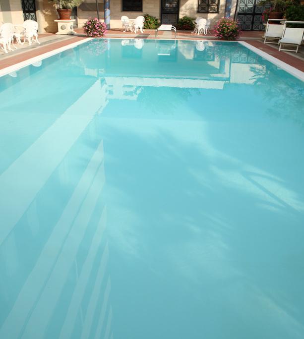 piscina esterna hotel promenade