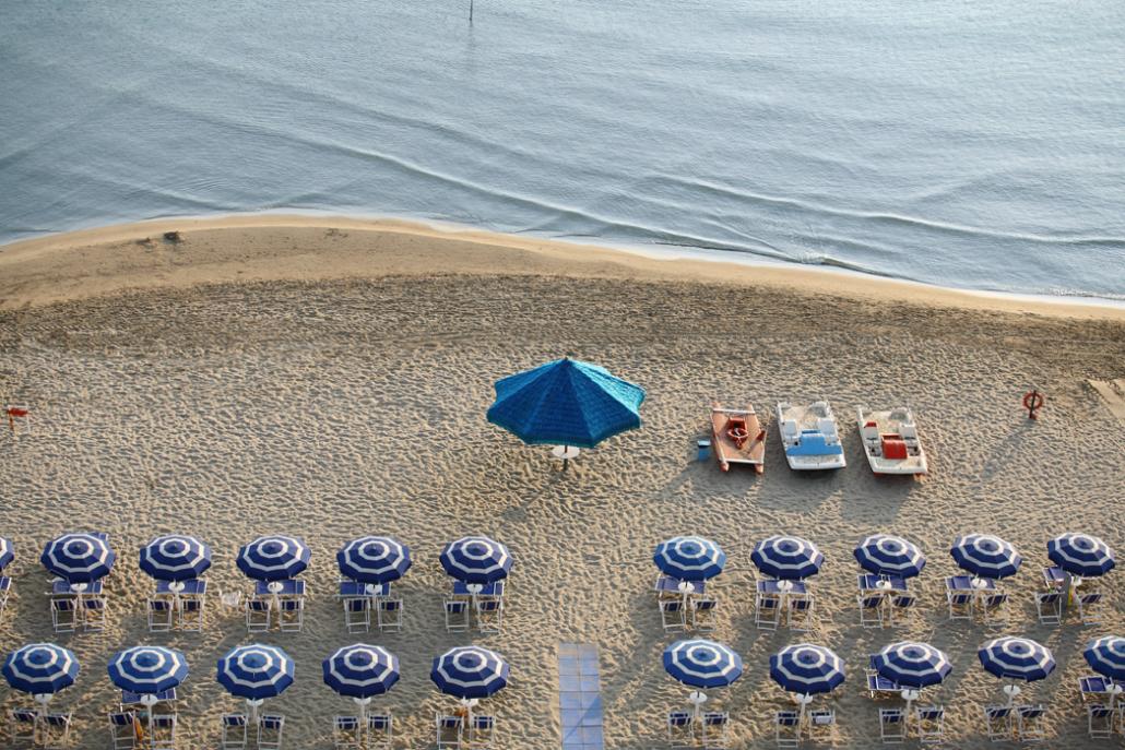 Spiaggia Hotel Promenade 4 Stelle a Montesilvano