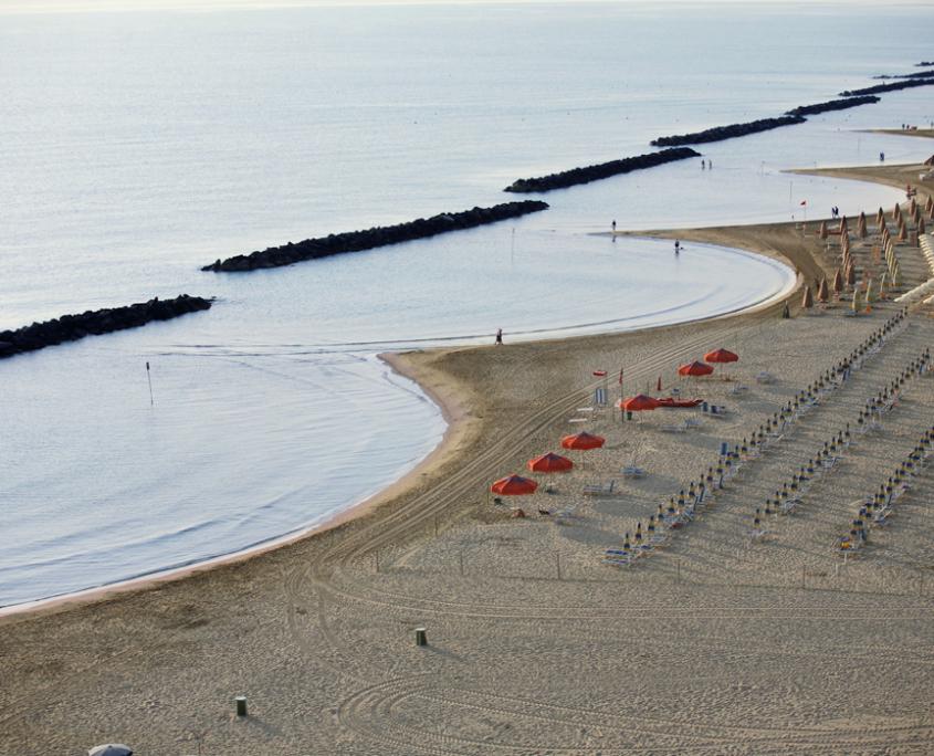 Spiaggia 4 Stelle Hotel Promenade