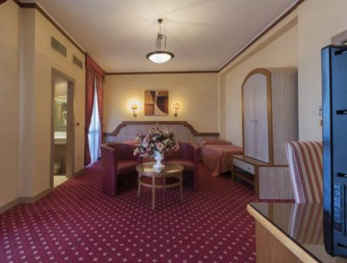 Elegante Junior Suite con Vista Mare Hotel promenade Pescara