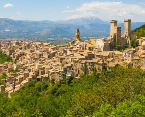 Borgo Medievale Sulmona Pacentro Abruzzo