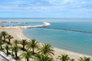 Spiaggia Montesilvano Abruzzo
