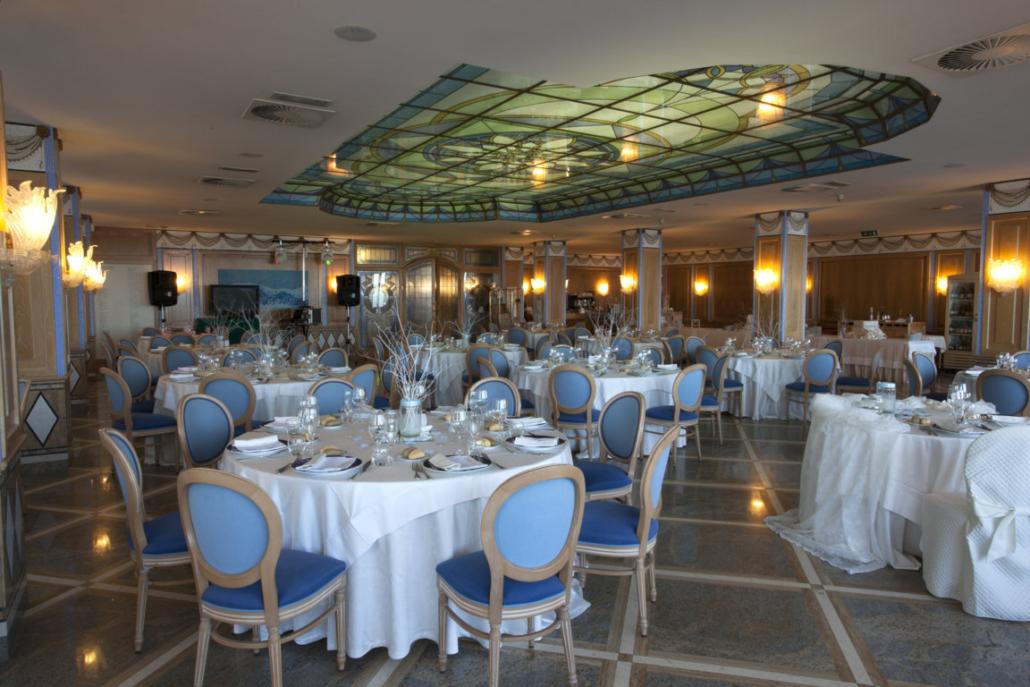 Sala Ristorante per Ricevimenti Hotel Promenade Pescara