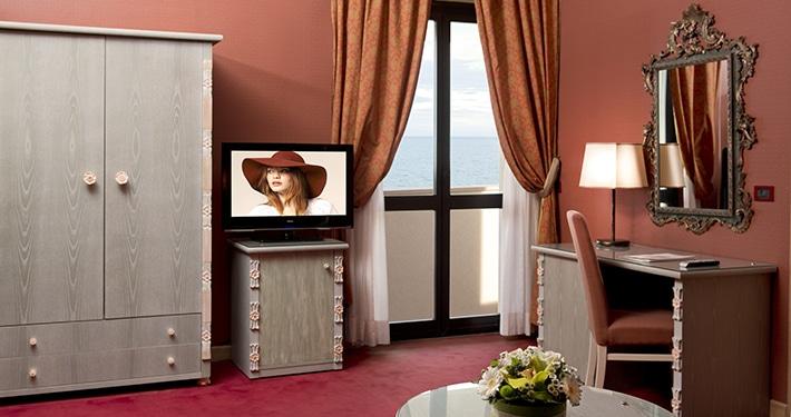 Junior Suite Fronte Mare Hotel Promenade Pescara
