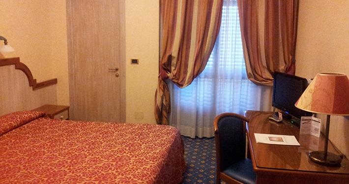 Camera Matrimoniale Hotel Promenade Pescara