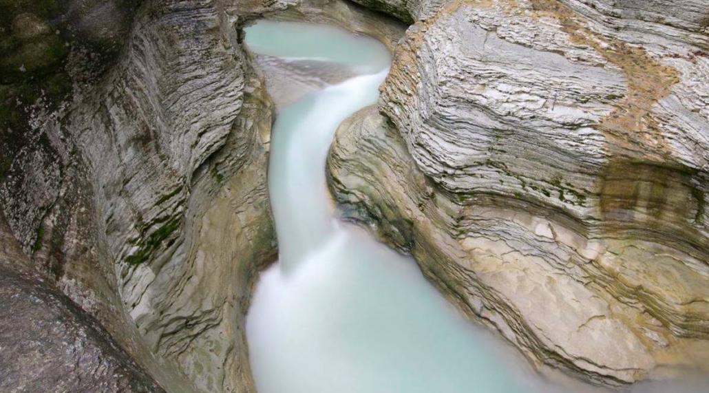 Rapide di Santa Lucia in Abruzzo